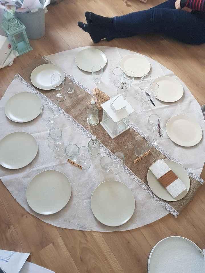 Ma table - 1