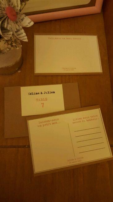 Livre d'or - carte postale - 4