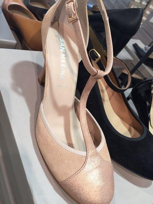 Où avez-vous acheté votre paire de chaussures ? - 1