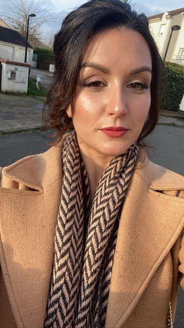 Essai Makeup et Coiffure 6