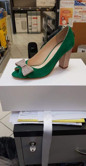 Dessine moi un soulier - Elles sont là !! 4
