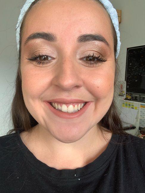 Essaie maquillage 1