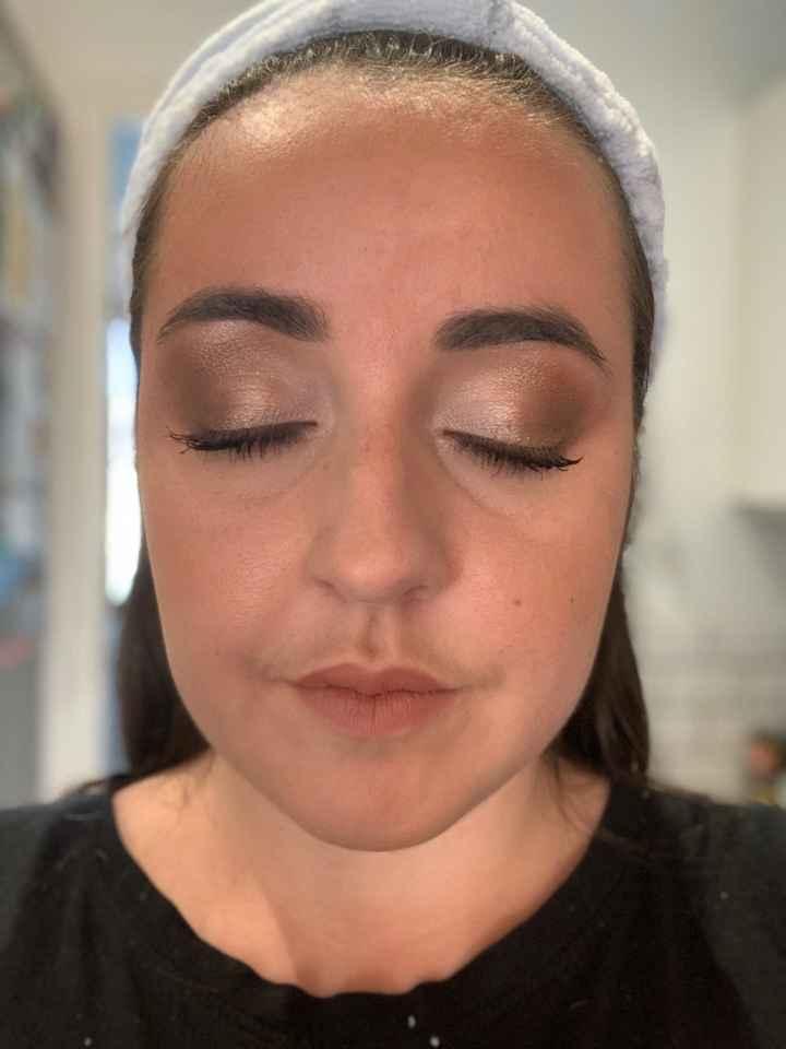 Essaie maquillage - 3
