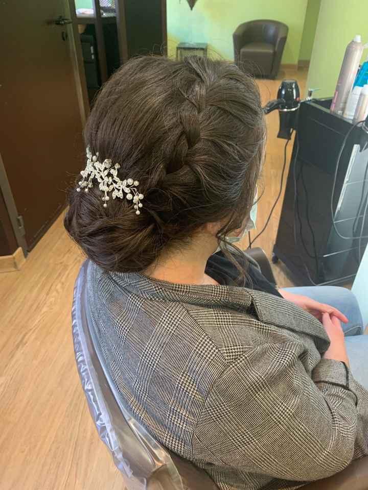 Essaie coiffure, vos avis ?? - 1