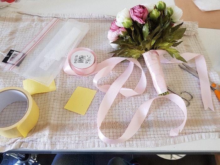 Bouquet de la mariée. 1