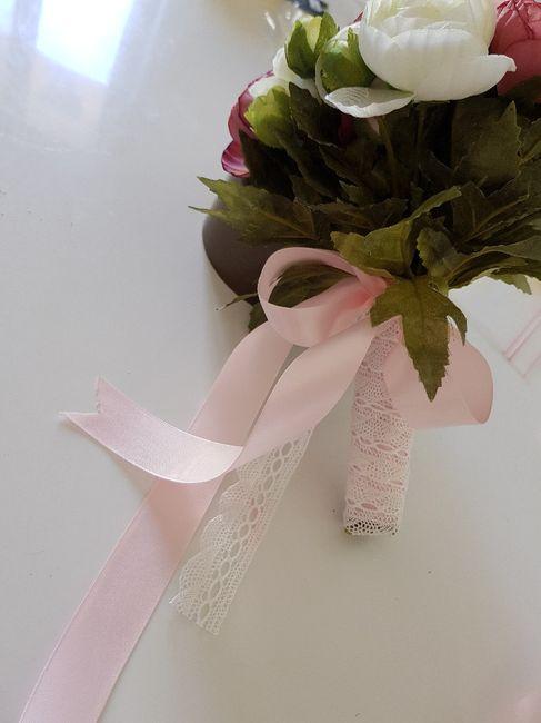 Bouquet de la mariée. 2
