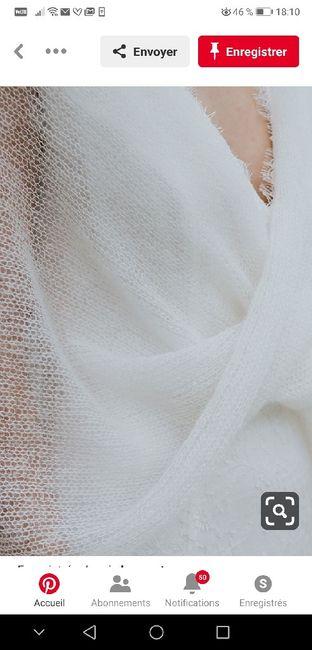 Se couvrir en couleur - mariées automne/hiver 6