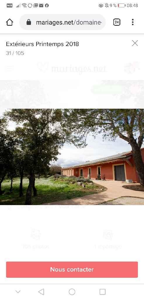 Salle de réception - 2