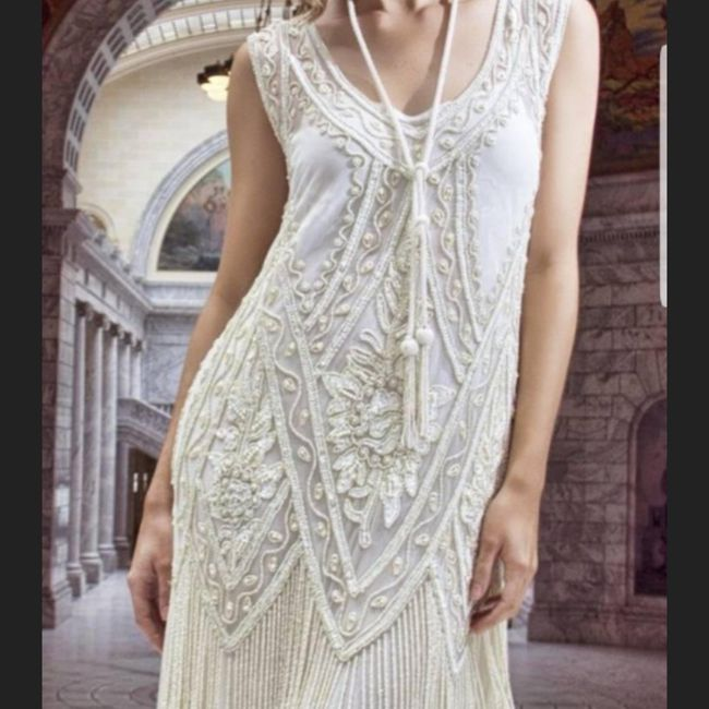 Avis robe pour la soirée 1