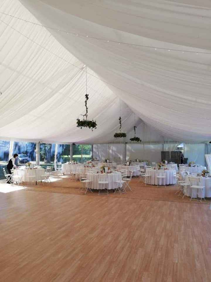 Sol salle mariage - 1