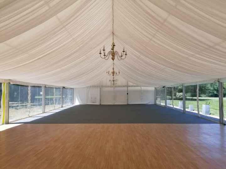 Sol salle mariage - 2