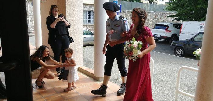 Mariage Covid - 6 Juin 1
