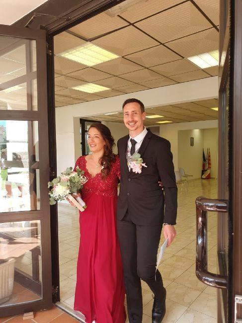 Mariage Covid - 6 Juin 2
