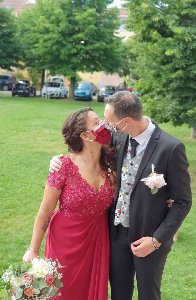 Mariage Covid - 6 Juin - 3