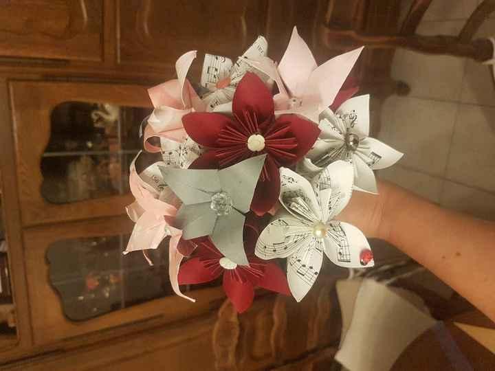 Bouquet pour le jeu du ruban - 2