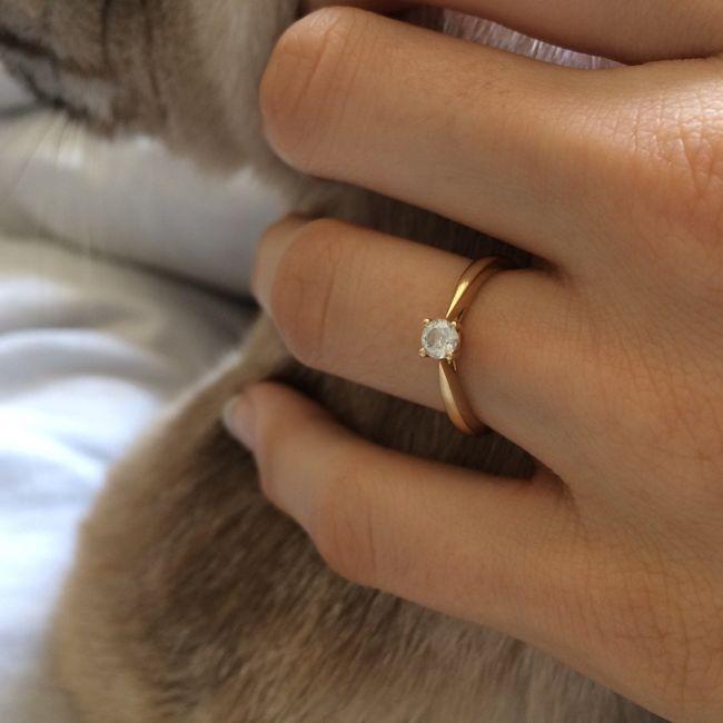 bague diamant donjon