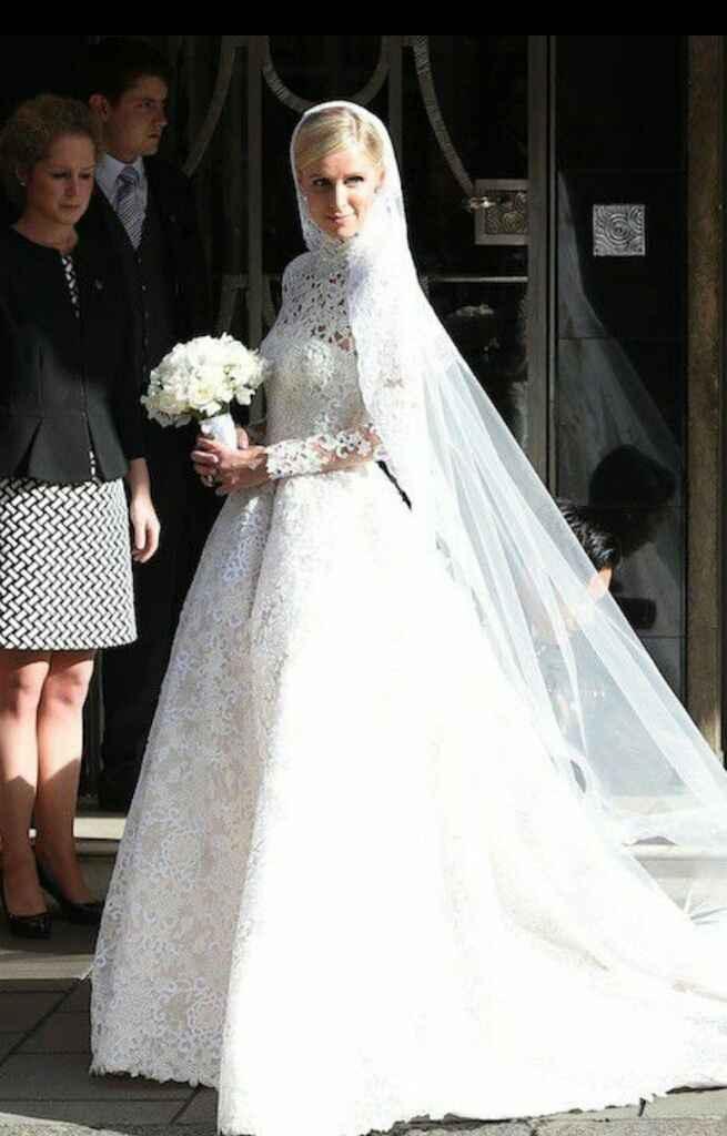 Nicky hilton mariée au fils rotchild... - 1