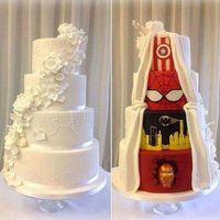 Inspiration mariage supers héros - 1