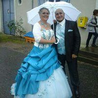 Que toutes celles qui se sont mariées avec une robe coloré lèvent la main ! - 1