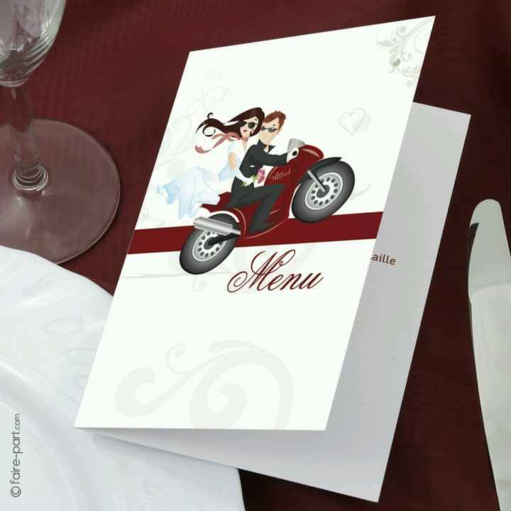 """Mon mariage sur le thème """"moto"""" - 9"""