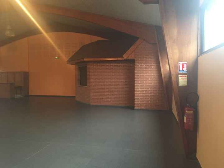 Salle de reception - 2