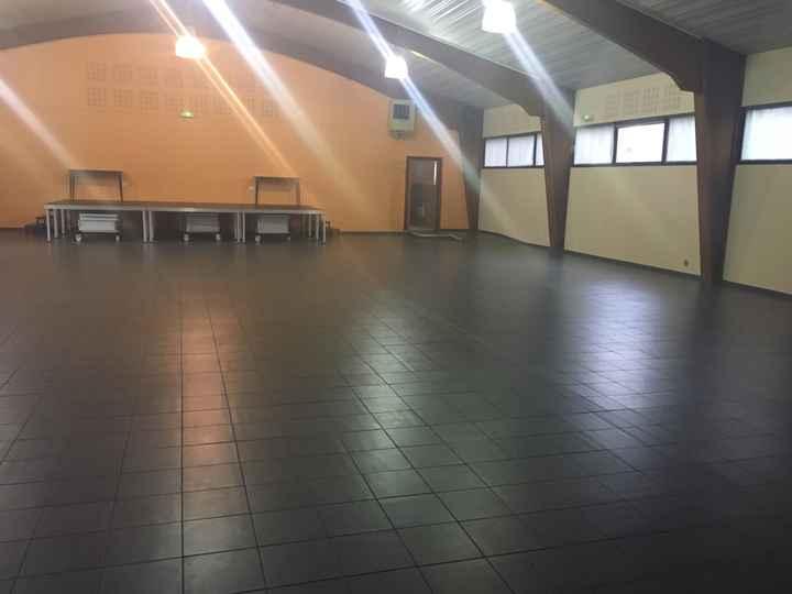 Salle de reception - 4