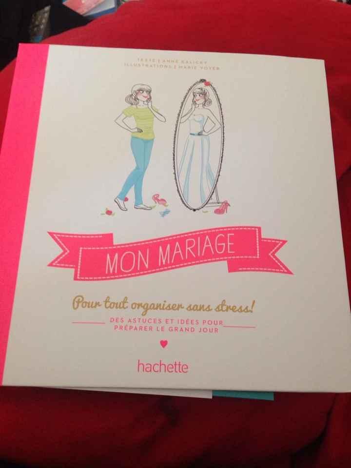Mon livre de mariage - 1
