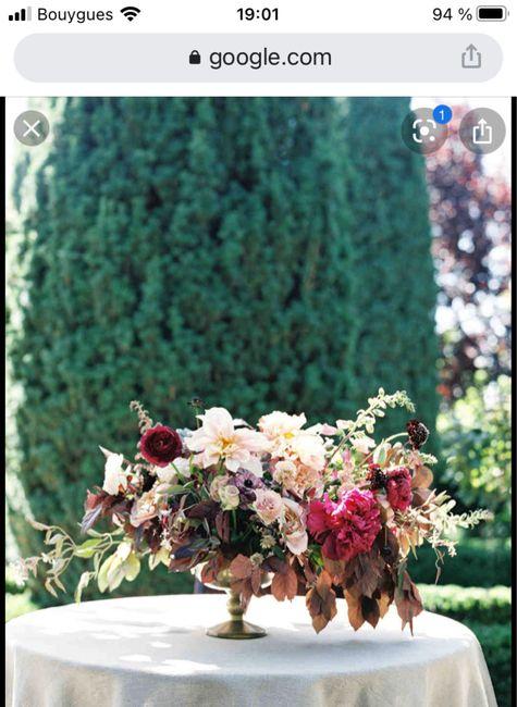 Recherche vases fleurs 1