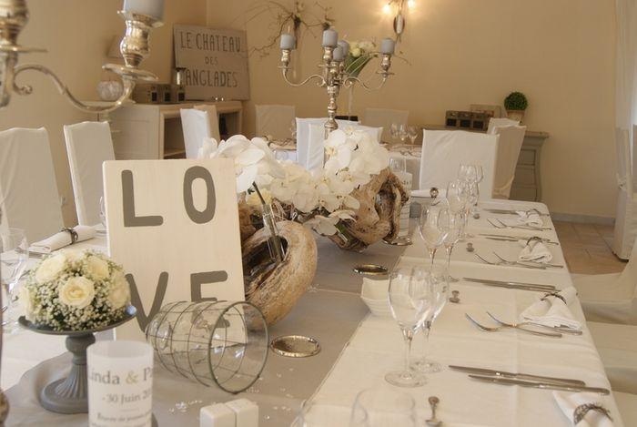 Mariage th me nature mariages forum for Centre de table mariage bois flotte