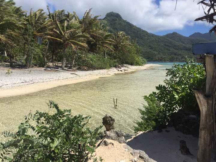 Honeymoon  en Polynésie - 1