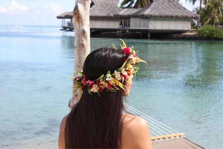 Honeymoon  en Polynésie - 4