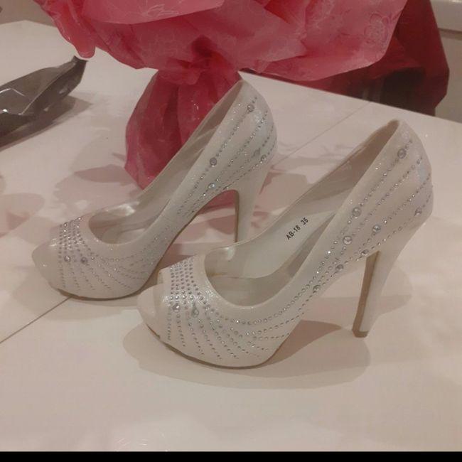 Chaussure reçue enfin .... 3