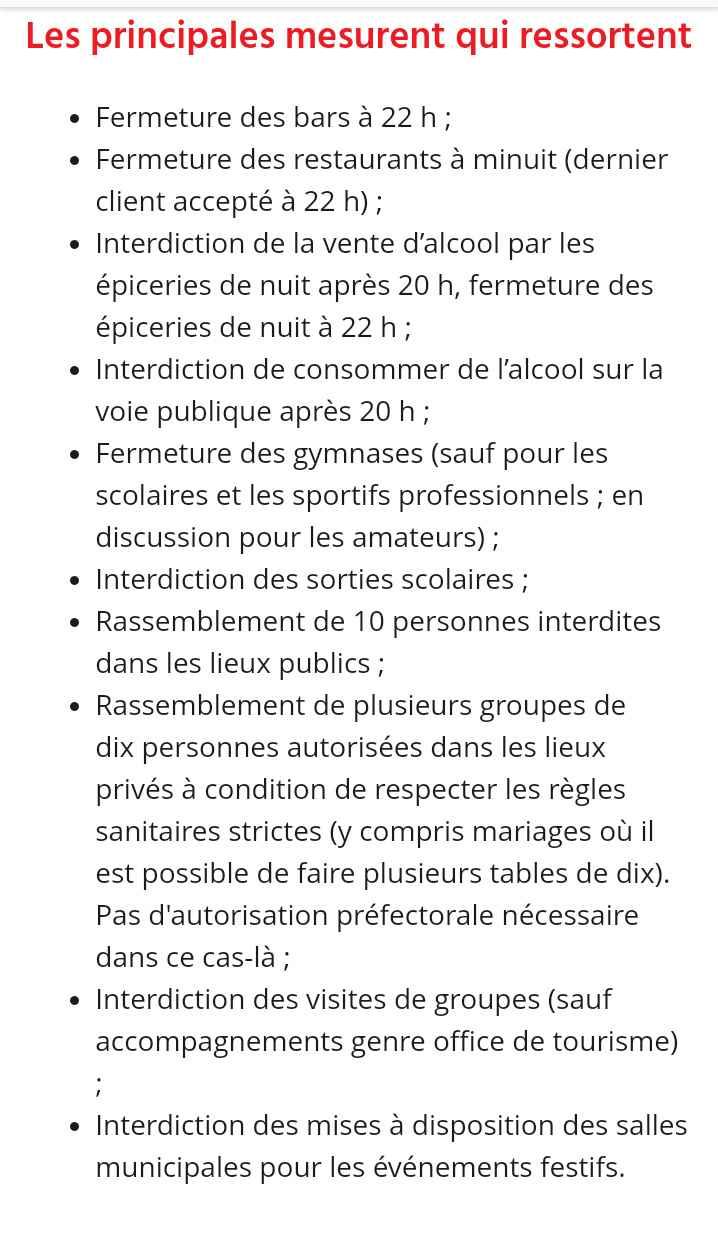 Nouvelles Mesures Hérault - 1