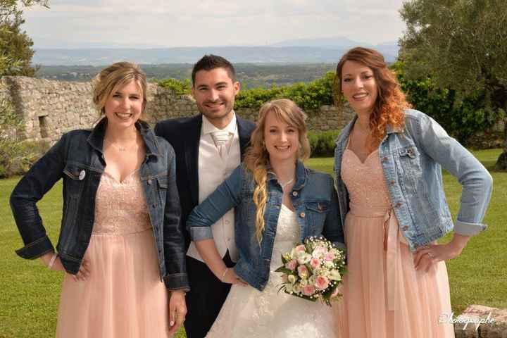 7 façons de porter sa robe de mariée pour tout déchirer ! - 2