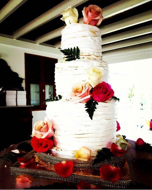 Naked cake 7