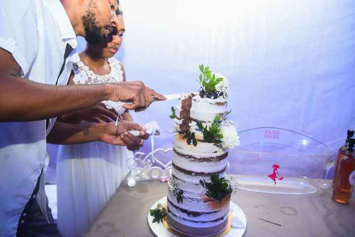 Enfin mariée retour en photo - 3