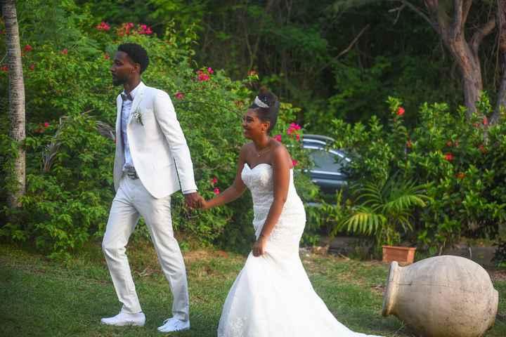 Enfin mariée retour en photo - 7