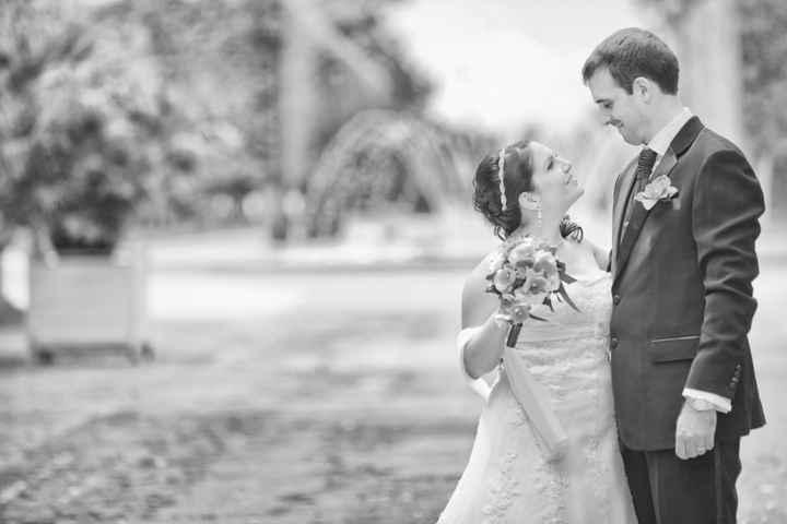 Photos de couple à Blossac