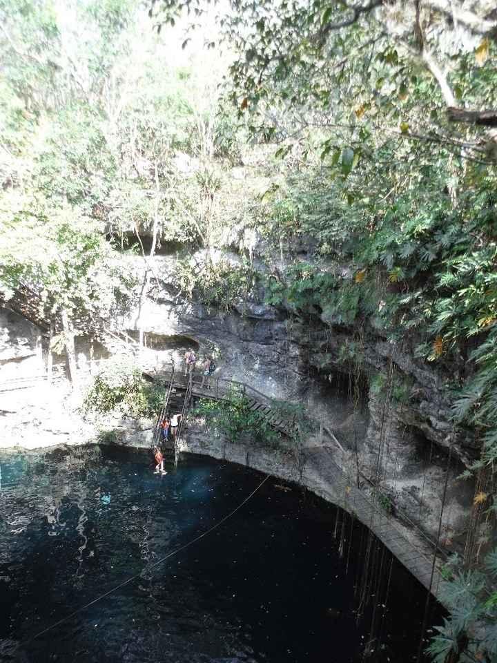 Cenote x canche