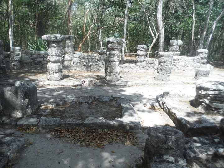 Ruines de Coba