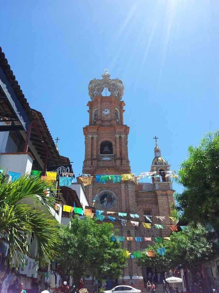 Eglise à Puerto Vallarta