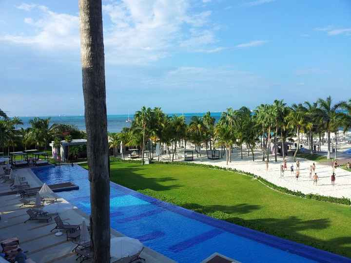 Notre hôtel à Cancun