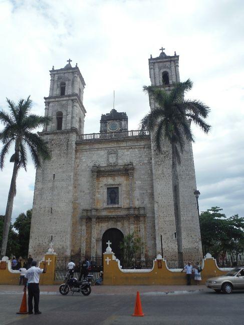 Eglise de Vallaloid