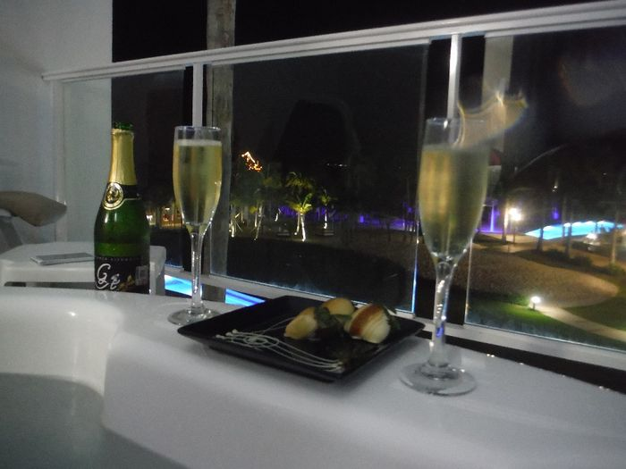 Cadeau de l'hotel à Cancun