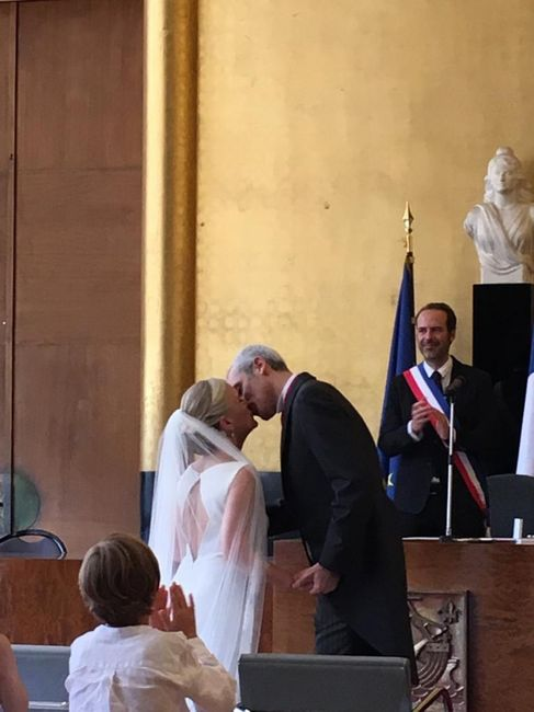 Notre mariage 👰🤵 2