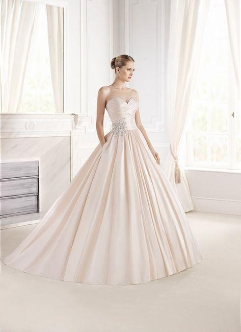 Robe de mariée de couleur - Mode nuptiale - Forum Mariages.net