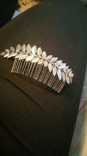 Bijoux de cheveux trouvés ! !! - 2