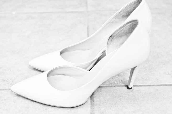 Chaussures de mariées San Marina