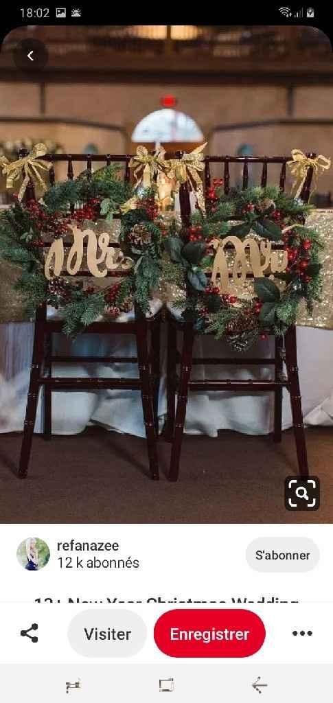 Mariage de Décembre - 2