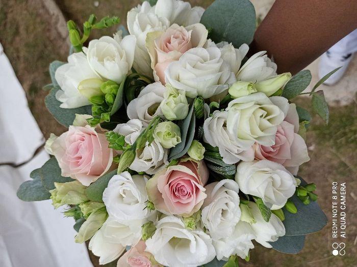 Bouquet de la mariée 24